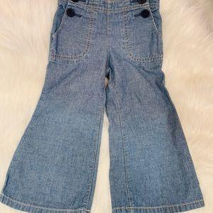 Gap jeans sailor style